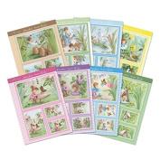 Hunkydory Garden Secrets Printed Postcards Kit SECRET111
