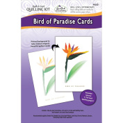Quilling Kit-Birds Of Paradise