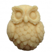 Grainrain Owl Bird Silicone Soap moulds Soap Making Mould DIY Handmade soap moulds Craft Art