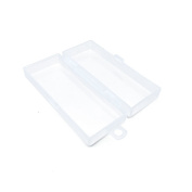 30 PCS Arts Crafts Sewing Organisation Storage Transport Boxes Organisers Clear Beads Tackle Box Case 840AG