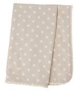 Glenna Jean Florence Quilt, Grey/Cream/Pink