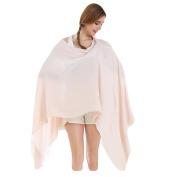 Zerlar Nursing Scarf Covers Breastfeeding Scarf Baby Breastfeeding Covers