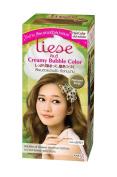 Liese foam hair colour - Platinum Beige.