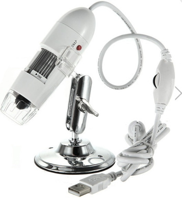 USB Digital Microscope Magnifier Magnifying Glass
