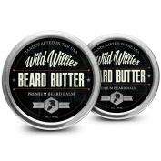 Beard Balm HUGE 120ml Conditioner For Men -Beard Butter-Amazing Beard Balm with 13 Natural Locally Sourced Ingredients to Condition and Treat Your Beard.