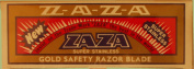 100 Zaza Double Edge Blades
