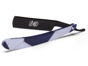 ~SHAVE READY~ MD Soccer Straight Razor