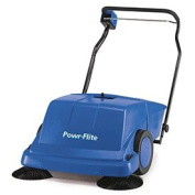 Powr-Flite Ps900bc 90cm Battery Powered Sweeper