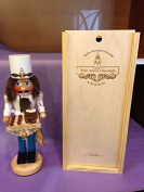 Ginger Cottages Wild About Chocolate Nutcracker NUT103