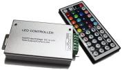 LEDlights DC 12V 24A 288W RGB 44 Key Remote Controller For LED SMD 5050 3528 Strip Lights