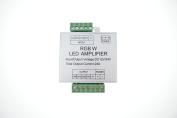 LEDlights RGBW Amplifier 24A Data Signal Repeater 4CH Channels Circuit Aluminium Shell For RGBWW LED Lights Strip 12V 24V