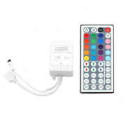 LEDlights Light Strip 44 Key Remote Controller for SMD 5050 3528 Colour Changing Lighting Strip