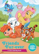 Disney Whisker Haven Tales with the Palace Pets Friends Fur-Ever