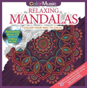 Color with Music Relaxing Mandalas
