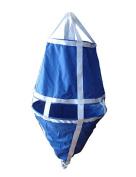 Norestar Drift Boat Anchor/Storm Drough/Parachute Brake, Boats up to 11m , Blue
