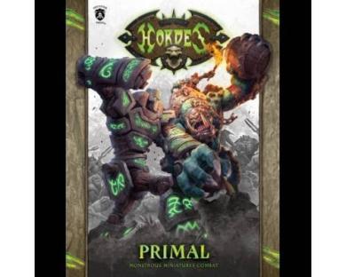 HORDES: Primal Hardcover (Mk III)