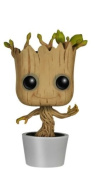 Generic Marvel Guardians Of The Galaxy Dancing Groot Bobble Vinyl Toy Figure