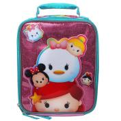 Disney Tsum Tsum Lady Tsum Insulated Vertical Lunch Bag
