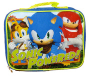 """Super Sonic """"Sonic Powered!"""" Insulated Lunch Bag - Lunch Box"""