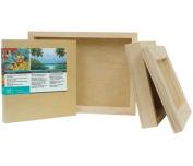 Art Alternative 1.9cm Wood Panel - 10cm x 10cm