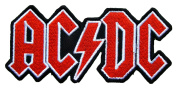 AC DC ACDC Rock Band t Shirts Logo MA27 Embroidery iron on Patches