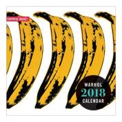 Andy Warhol 2018 Wall Calendar