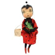 Joe Spencer CHERRY LADYBUG GIRL DOLL FGS70952 Garden Doll
