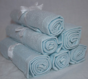 Baby Washcloths, Ultra Soft Bamboo, Gentle for Baby's Skin,