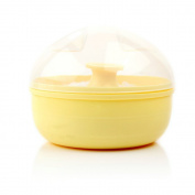 Baby Shower Powder Dispensor Puff Kit Container Case Makeup Villus Box Cosmetic Tool Sponge Gift