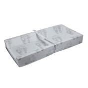 Serta Perfect Balance Contour Changing Pad- Grey Print