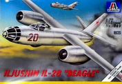 1/72 Iljushin IL-28 Beagle ITALERI-060 8001283800600