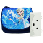 Disney Frozen Elsa Crossbody bag Free Time Bag Blue