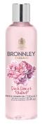 Bronnley Pink Peony and Rhubarb Bath and Shower Gel 250 ml