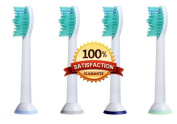 Beauty Nymph Generic Philips Highest Quality Compatible Toothbrush Replacement Heads Sonicare
