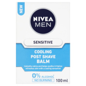 Nivea Men Sensitive Cooling Post Shave Balm, 100 ml