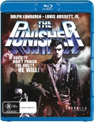 PUNISHER, THE (BLU-RAY) [Blu-ray]