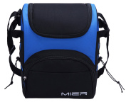 MIER Lunch Bags Insulated Lunch Box Portable Cool Bag for Men and Women, 20 Cans