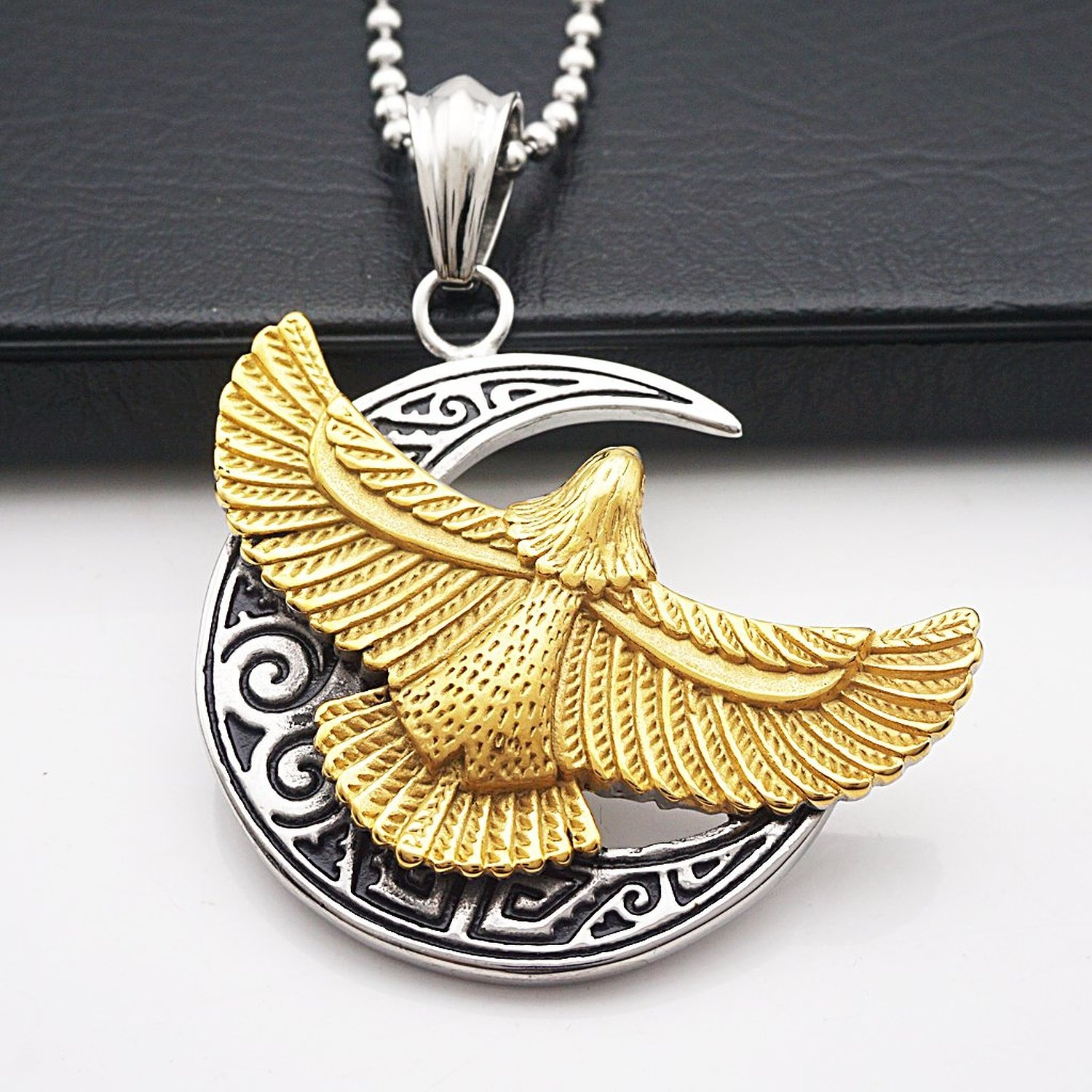 eagles copy eagle of img albanian pendant
