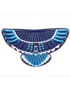 Dreamy Dress-Ups 64021 Blue Jay Wings Costume