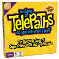 Cheatwell Games 07625 Telepaths Family Board Game