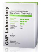 KOREAN COSMETICS, CNP Laboratory_ Anti-pore Black head Clear Kit (pore care, improving blackheads, visible effects, sebum control, skin-soothing, moisturising) [001KR]