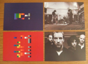 Coldplay - Postcard X & Y