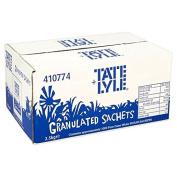 Tate & Lyle White Sugar Sachets 1000 per pack