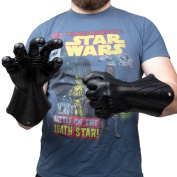 "Star Wars ""Darth Vader"" Oven Gloves, Silicone, Black, 1-Pair"