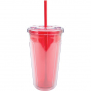 Copco Double-Wall Tumbler 710ml-Red, Other, Multicoloured