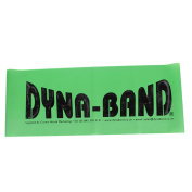 DYNA-BAND Aerobic Exercise Fitness Pilates Physio Latex Stretch Band
