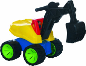 Gowi Toys Giant Ride on Digger