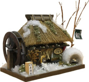 Billy handmade doll house kit Thatched House tavern Kit 8444