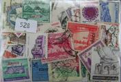 100 Pakistan stamps (528)