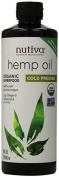 Nutiva - Hempseed Oil, 710ml ( Multi-Pack) by NUTIVA